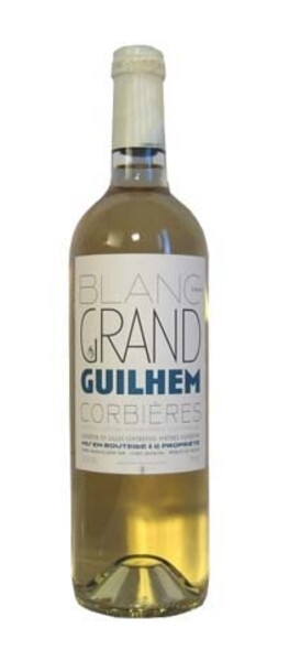 Domaine Grand Guilhem - blanc grand guilhem - Blanc - 2020