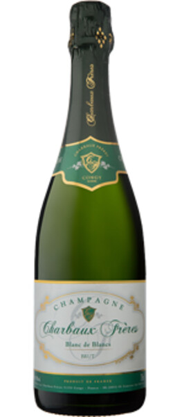Champagne Charbaux Frères - blanc de blanc - Pétillant