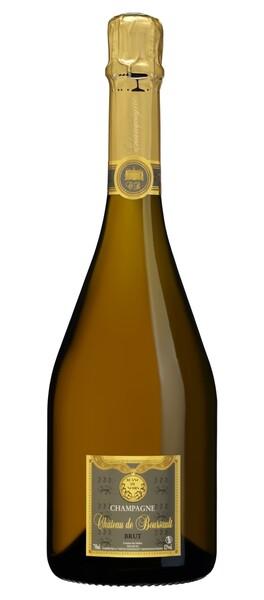Champagne Château de Boursault - brut - blanc de noirs - Pétillant