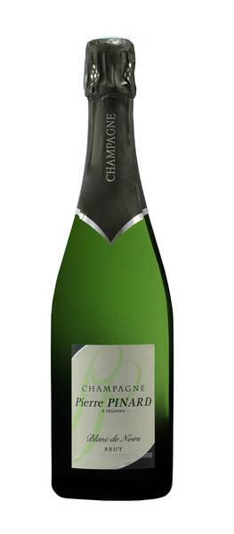 Champagne Pierre Pinard - cuvée blanc de noirs - Pétillant