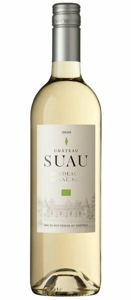 Château Suau - bordeaux  sec - Blanc - 2020