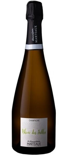Champagne Olivier et Laetitia Marteaux - blanc des sables - Pétillant