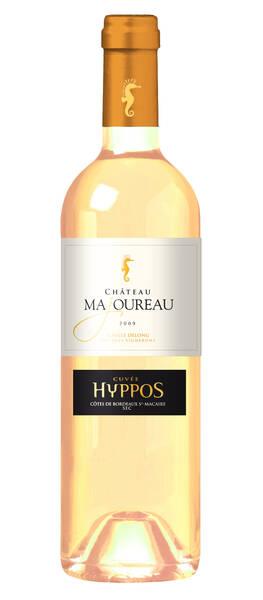 Château Majoureau - hyppos doux - Blanc - 2017