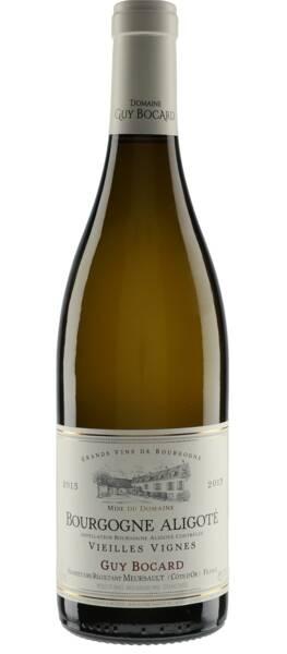 Domaine Guy Bocard - bourgogne aligoté vielles vignes - Blanc - 2015