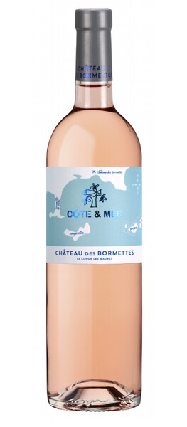 Château des Bormettes - Côte & Mer - Rosé - 2018