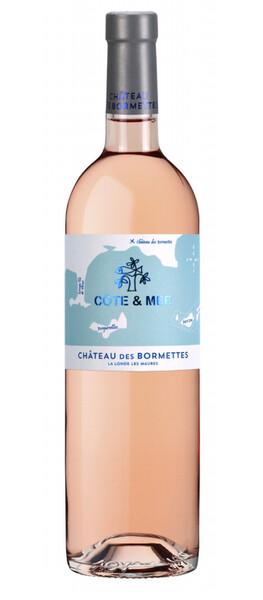 Château des Bormettes - côte & mer - Rosé - 2020