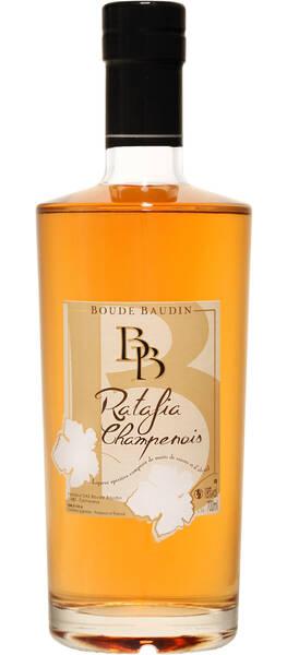 Champagne Boude-Baudin - ratafia - Liquoreux