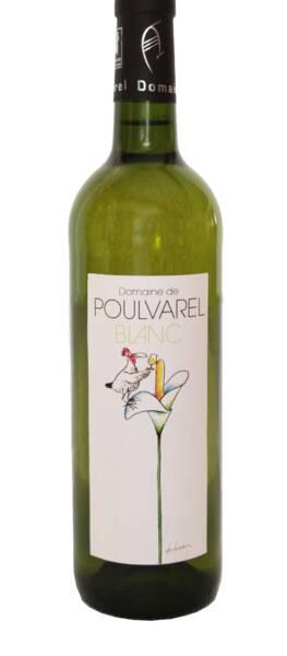 Domaine de Poulvarel - le bouquet - Blanc - 2020