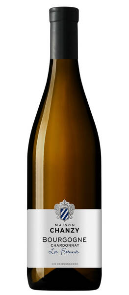 Domaine Chanzy - bourgogne chardonnay les fortunés - Blanc - 2020