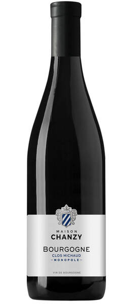 Domaine Chanzy - bourgogne pinot noir clos michaud - monopole - Rouge - 2019