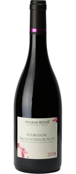 Maison Arnaud Boué - bourgogne hautes-côtes de nuits - Rouge - 2018