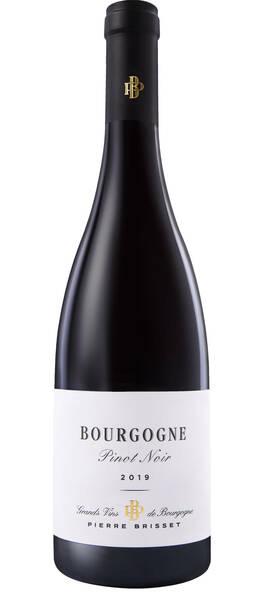 Maison Pierre Brisset - bourgogne pinot noir - Rouge - 2019