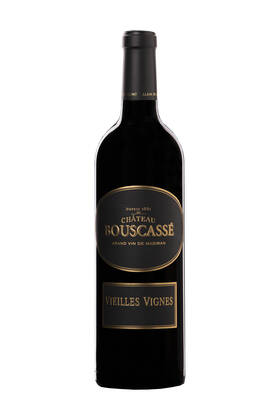 Châteaux Montus et Bouscassé - vieilles vignes - Rouge - 2011