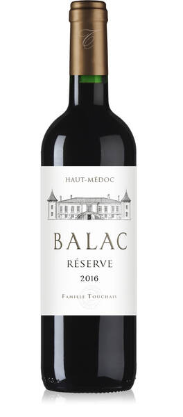 Château Balac - reserve - Rouge - 2016