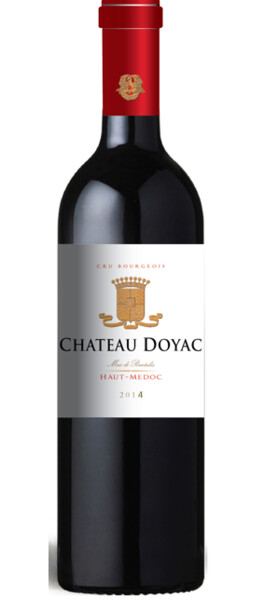 Château Doyac - château doyac - Rouge - 2015