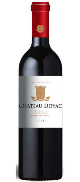 Château Doyac - château doyac - Rouge - 2014