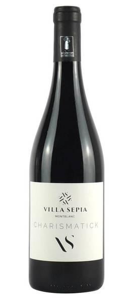 Villa Sépia - charismatick - Rouge - 2018