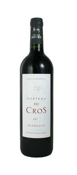 CHATEAU DU CROS - chateau du cros rouge - Rouge - 2018