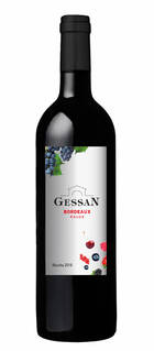 GESSAN Bordeaux Rouge