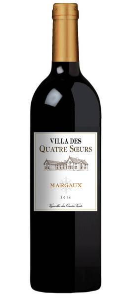 Vignobles des Quatre Vents - villa   soeurs - Rouge - 2017