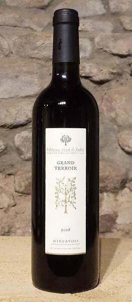 Le Pech d'André - grand terroir - Rouge - 2016