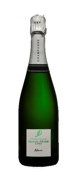 Champagne Daniel Pétré et Fils - cuvée marie - Pétillant