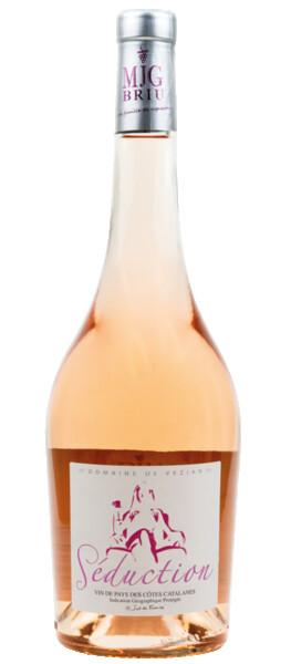 Domaine de Vézian - séduction - Rosé - 2019