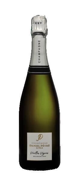 Champagne Daniel Pétré et Fils - cuvée vieilles vignes - Pétillant - 2009