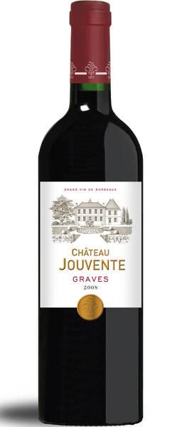 Château Jouvente - château jouvente - Rouge - 2008