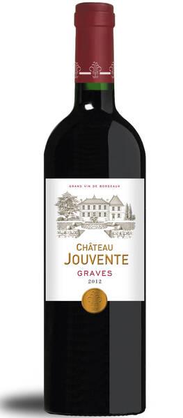 Château Jouvente - château jouvente - Rouge - 2012