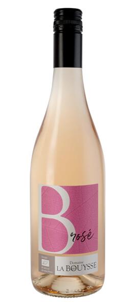 Domaine La Bouysse - b rosé - Rosé - 2019