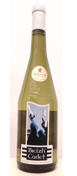 Vignobles Chéneau - breizh'cadet - Blanc - 2018