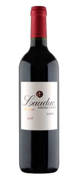 Château Lauduc - classic - Rouge - 2018