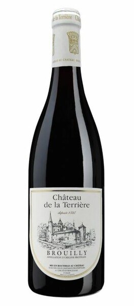Château de la Terrière - tradition - Rouge - 2018