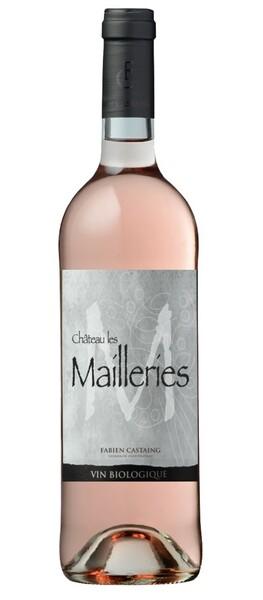 Château Les Mailleries - château les mailleries m - rose - 2020 - Rosé - 2020