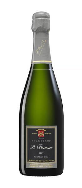 CHAMPAGNE PATRICK BOIVIN - cuvée brut 1er cru - Pétillant