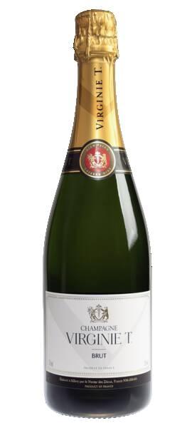 Champagne VIRGINIE T. - brut - Pétillant