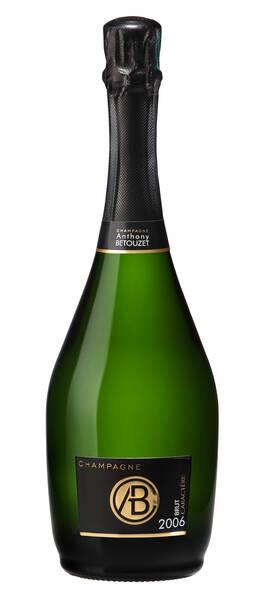 Champagne Anthony BETOUZET - brut caractère - Pétillant - 2006