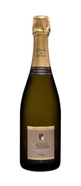 Champagne Caillez Lemaire - eclats brut - Pétillant