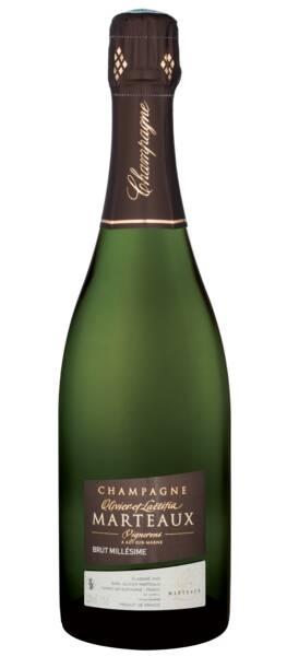 Champagne Marteaux  - MILLESIME 2008