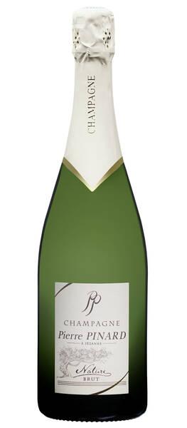 Champagne Pierre Pinard - cuvée brut nature - Pétillant