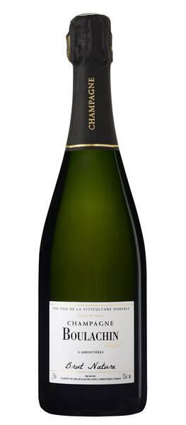 Champagne Boulachin Chaput - Brut Nature