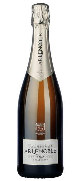 Champagne A.R Lenoble - brut nature – dosage zéro