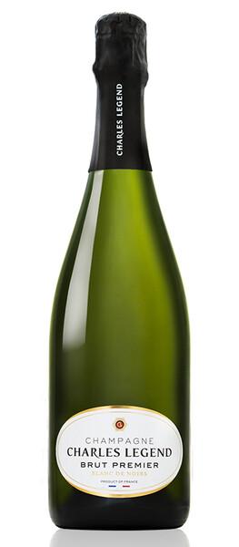 Champagne Charles Legend - cuvée brut premier - Pétillant