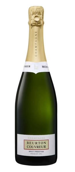 Champagne Beurton Couvreur - brut prestige - Pétillant