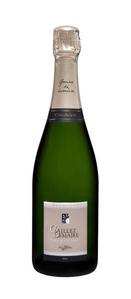 Champagne Caillez Lemaire - reflets - Pétillant