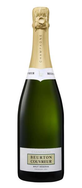Champagne Beurton Couvreur - brut réserve - Pétillant