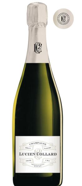 Champagne Lucien Collard - brut nature zéro dosage - Pétillant