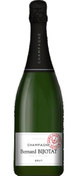 Champagne Bernard Bijotat - sans soufre ajouté - Blanc