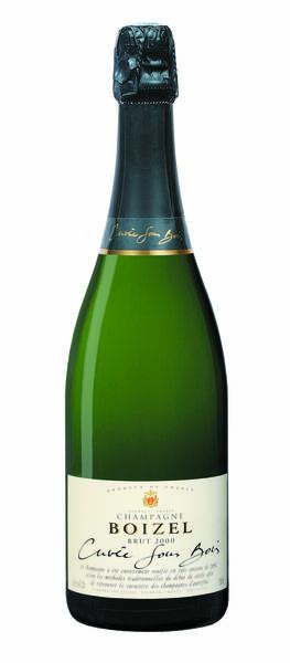 Champagne Boizel - cuvée sous bois - Blanc - 2000